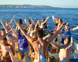 Y.M.C.A-on-The-Boat-Party1